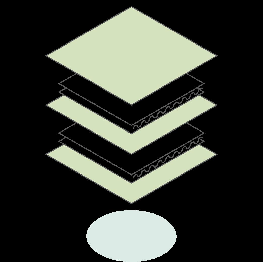 Elegimos los materiales exactos para cada empaque, siendo conscientes del mercado de nuestros clientes.